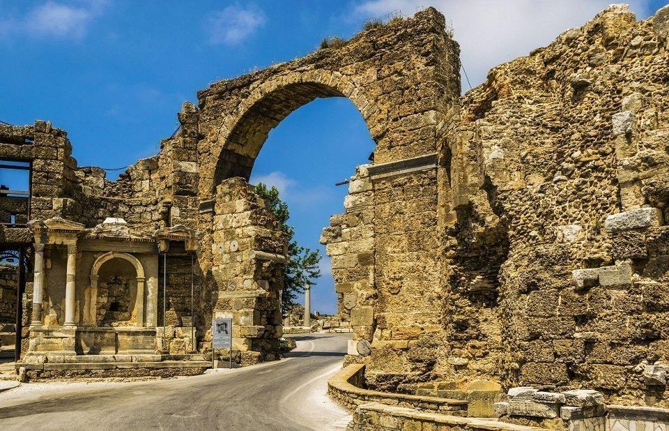 Алания расскажет историю Турции от античности до современности