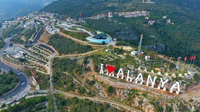 Новый парк отдыха открывается в Алании