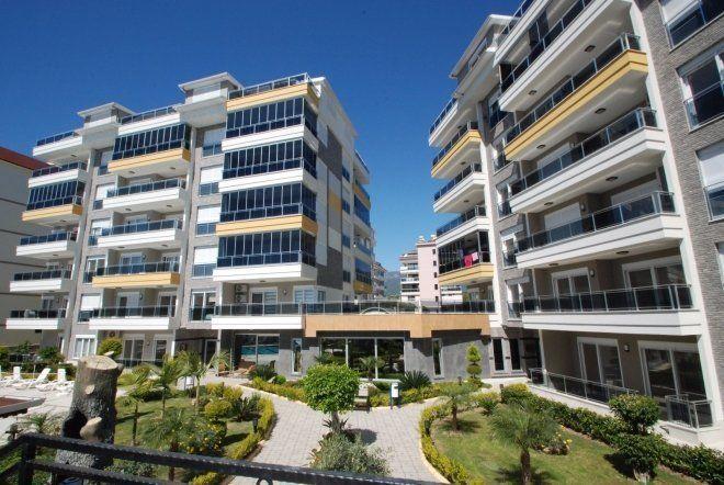 Элитные апартаменты  в аренду в жилом комплексе класса люкс