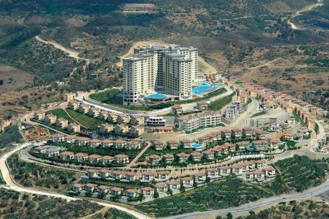 Кратковременная аренда трехкомнатных апартаментов в знаменитом комплексе