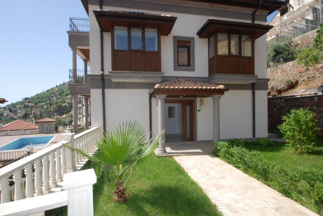 Exclusive offer of 5+2 Villa in Alanya