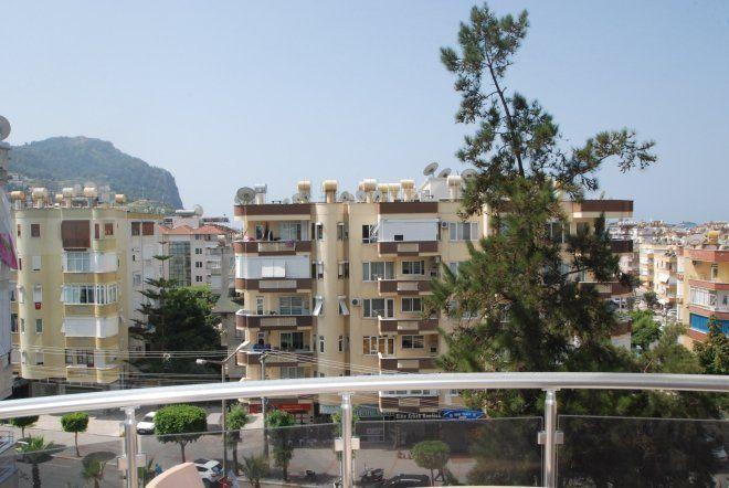 Уютная квартира в шаговой доступности к пляжу Клеопатры