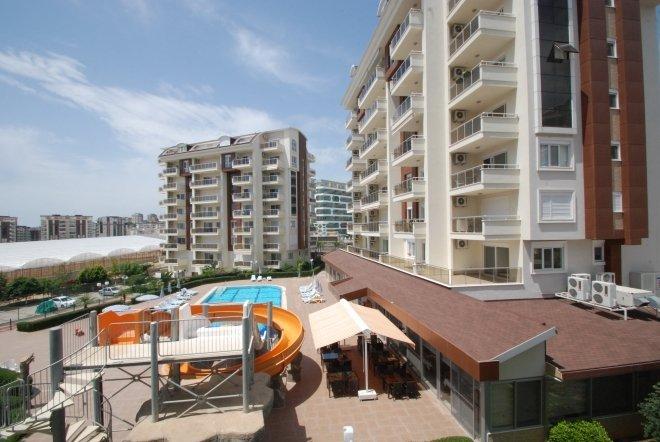 Квартира 2+1 в районе с песчаными пляжами