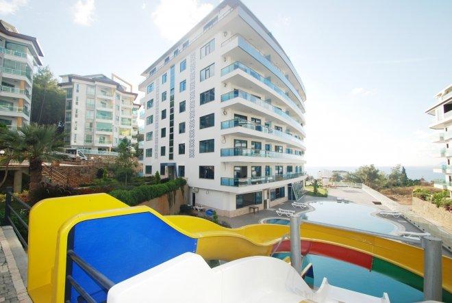 1+1 Квартира в новой резиденции с развитой инфраструктурой