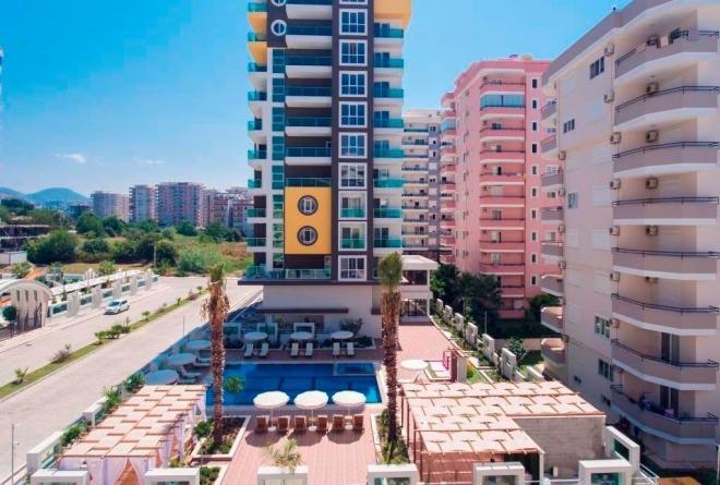 1+1 Квартира на берегу Средиземного моря