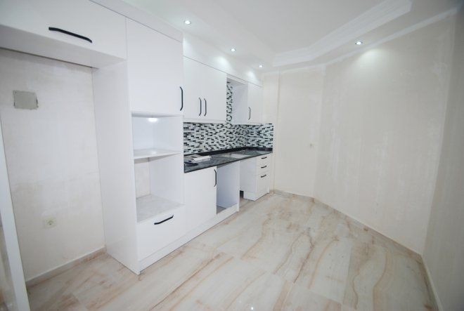 Однокомнатная новая квартира на Дамлаташе