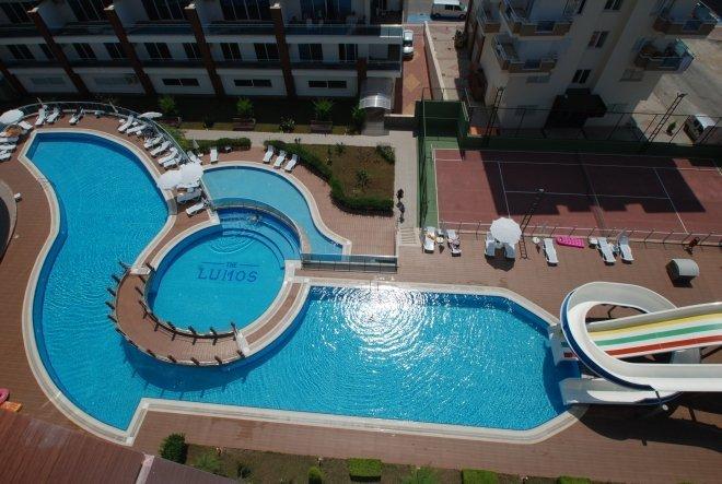 Сдаются апартаменты для отдыха в 5ти зведочной резиденции по типу отеля